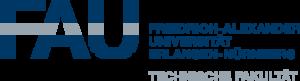 Logo of the Friedrich-Alexander University Erlangen-Nürnberg