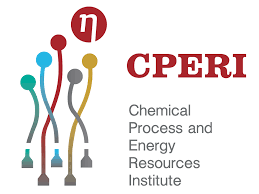 Logo of the Chemical Process and Energy Resource Institute of the Center for Research and Technology, Hellas