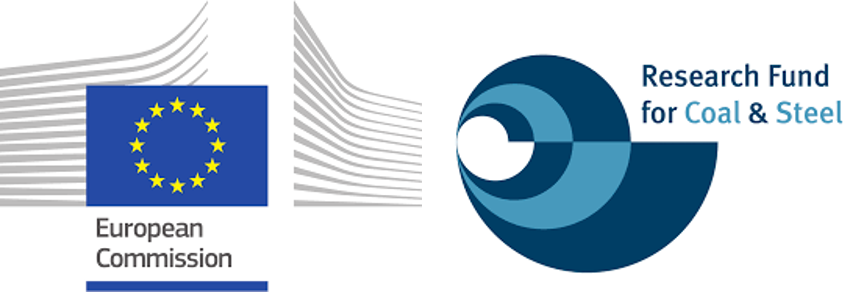 Logos of the European Commission and the Research Fund for Coal & Steel