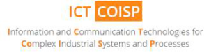 Logo of the Centre of Information and Communication Technologies for Complex Industial Systems and Processes of SSSA