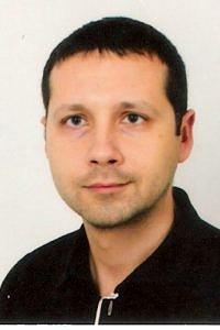 Portrait of Przemysław Rompalski
