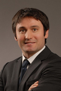 Portrait of Stéphane Haag