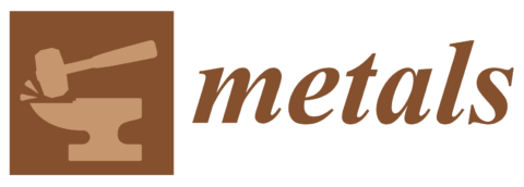 "Logo of the MDPI journal ""metals"""
